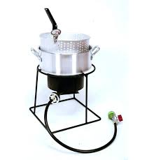 king welded outdoor fish fryer package with quart deep reviews gas injector burner propane gallon