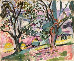 henri matisse essay heilbrunn timeline of art  olive trees at collioure