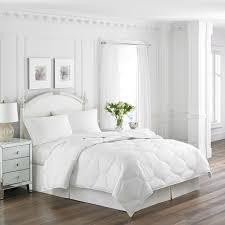 Laura Ashley Bedroom Furniture Laura Ashley Home Lightweight Down Alternative Comforter Reviews