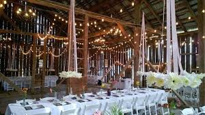 A wedding in our Civil War era barn Picture of Battlefield Bed
