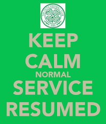 Resumed Adorable KEEP CALM NORMAL SERVICE RESUMED Poster JIM Keep Calm O Matic Resume