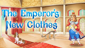 Image result for the emperor's new clothes