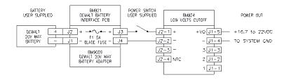 de walt batteries wiring diagram de diy wiring diagrams