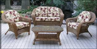 wicker replacement cushions. Modren Replacement Charleston 4 Piece Deep Seating Set Inside Wicker Replacement Cushions L