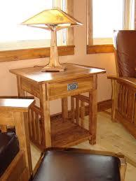 Mission Living Room Furniture D C W Handcrafted Solid Wood Living Room Furniture Morris Chairs