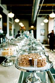 Cookie Display Stand Balzac's Coffee Roasters Pasta Coffee and Cafe design 58