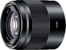 sony 50mm 1 8. sony - 50mm f/1.8 optical lens for e-mount black 1 8 e