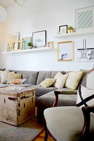 ... Exquisite Image Of Ikea White Wall Shelves As Furniture For Interior  Decoration : Fascinating White Living ...