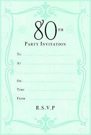 Birthday Invitations Free Download Impressive 48 48th Birthday Invitation Templates Free Sample Example