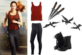 diy young book character costumes 2018 tris