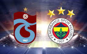 Trabzonspor Fenerbahçe maçı özet ve golleri - Internet Haber