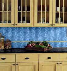 glass stone mosaic tile backsplash