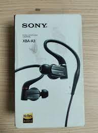 Cần bán tai nghe sony xba A3 full box - 3.200.000đ