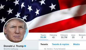 Donald Trump Cannot Block Twitter Followers New Ruling Finds ...
