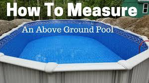oval above ground pool sizes. Wonderful Sizes How To Measure An Above Ground Pool For Oval Sizes P