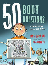 50 body questions a book that spills its guts