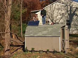 solar storage shed building how to how tos diy Shed Fuse Box position solar panel to roof and mark for holes shed fuse box wiring diagram