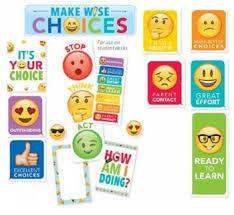 Behaviour Clip Chart Emoji Fun Behavior Clip Chart