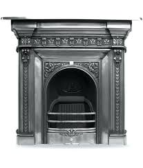 cast iron fireplace surrounds for doors bread oven combination polished