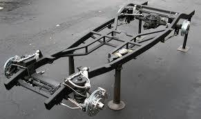 Custom Truck Frame Fabrication Pro Tech Chassis Custom Truck Frame