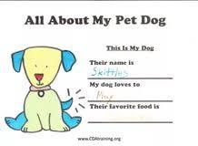 my pet words my pet animal essay my pet dog english essay for kids