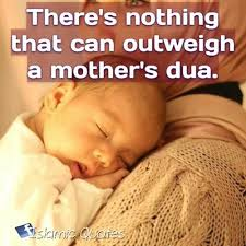 Islamic Quotes About Mother's And Their Infants