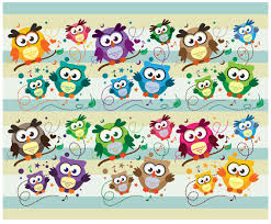 Owl Pattern Amazing Cute Owl Pattern Vector Art Graphics Freevector