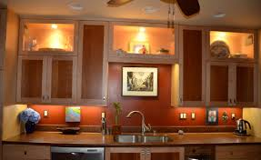 wunderbar how to install light under kitchen cabinets installing cabinet led lighting pot lights recessed in