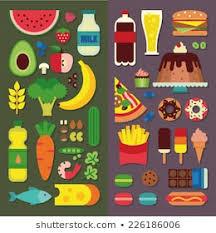 Junk Food Chart Unhealthy Food Images Stock Photos Vectors Shutterstock