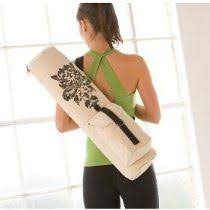 damask printed yoga mat bag yoga equipment no equipment workout yoga for you