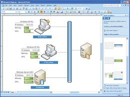 Microsoft Visio Pin On Places To Visit