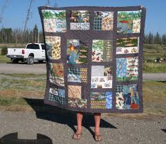 Cute Camping Quilt! - Making Things is Awesome & First Camping Quilt! Adamdwight.com