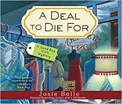 Amazon | A Deal to Die For (Good Buy Girls) | Belle, Josie, Hickman, Angie  | Women Sleuths