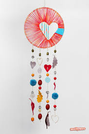A fresh interpretation on making a dreamcatcher - step by step tutorial on  making my new