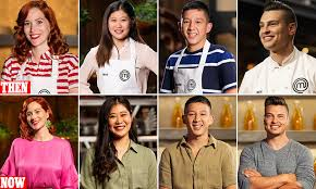 What the MasterChef Australia's all-star cast have been up to since first  appearance
