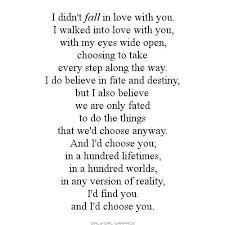 Love Choices Quotes Custom Love Is A Choice Quotes With Love Choices Quotes Destiny Fate To