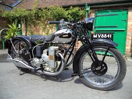 verralls dealers in veteran vintage and classic motorcycles