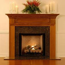 Wood Fireplace Mantel Designs Plans