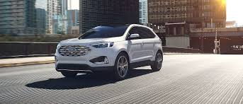 2019 Ford Edge Color Chart 2019 Ford Edge Lineup Exterior Color Option Gallery