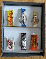 Vending Machine Candy Bars Classy Celebrate With HERSHEY'S DIY Vending Machine Costumes Giveaway