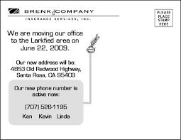 Change Of Address Postcards 49 Free Change Of Address Cards Moving