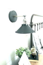 Bedroom Wall Sconces Cool Wall Sconce Height 48 Light Height Wall Sconce In Chrome Chrome