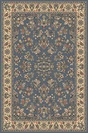 murat blue traditional rug 16202 094