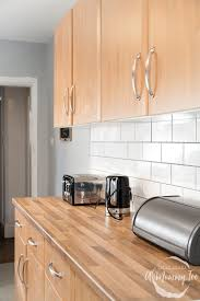 Wickes Kitchen Flooring A Bright And Clean Kitchen Refresh With Wickes A Mummy Too