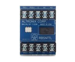 how do i add a wired siren to a 2gig gc3 alarm grid altronix rbsnttl ultra sensitive relay module