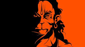 Hanuman Ji Orange Wallpaper – WallpaperShit