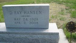 Duane Ray Hansen (1928-2008) - Find A Grave Memorial