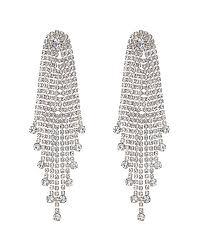 diamante chandelier earring gold official ojx 66103