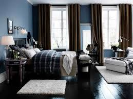 bedroom furniture black and white. Ikea Black Bedroom Funiture With Glossy Floor Also White Carpet Decor Furniture And