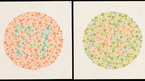 Eye Test Colour Chart Eye Doctors Still Use This 100 Year Old Test For Color